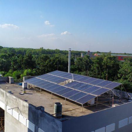 Aluminium LPS and Solar Panel - www.genesisbangladesh.com