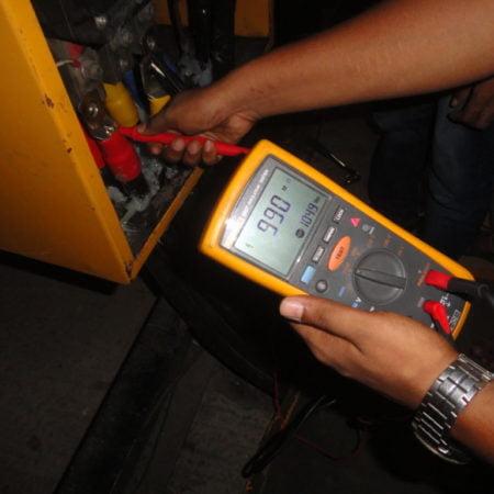 Cable Insulation Test - www.genesisbangladesh.com