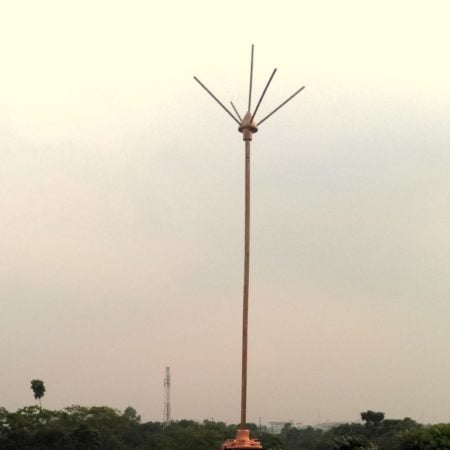 Copper Air-terminal with Spike - www.genesisbangladesh.com