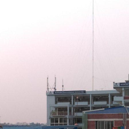 Copper LPS - Under constructon - DIU AB3 - www.genesisbangladesh.com