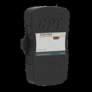 Cirprotec - Lightning Strike Counter - www.genesisbangladesh.com - distributor - lightning surge protection